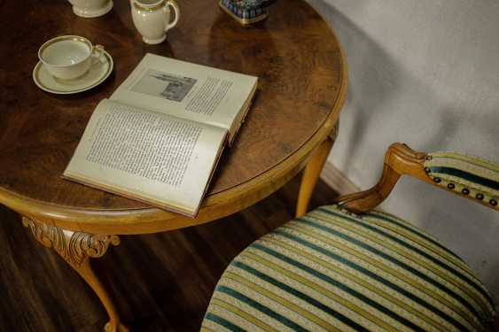 Antique coffee table - photo 9