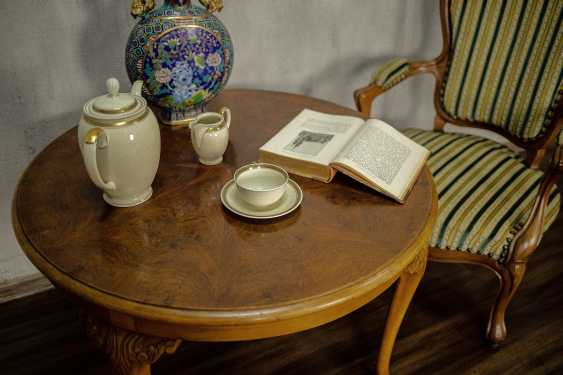 Antique coffee table - photo 10