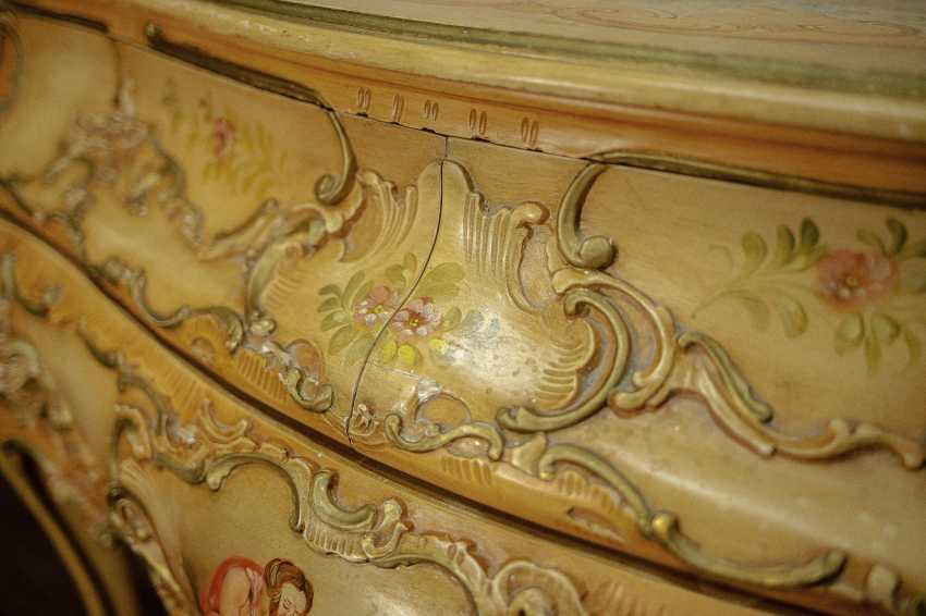 Antique chest of drawers - photo 8