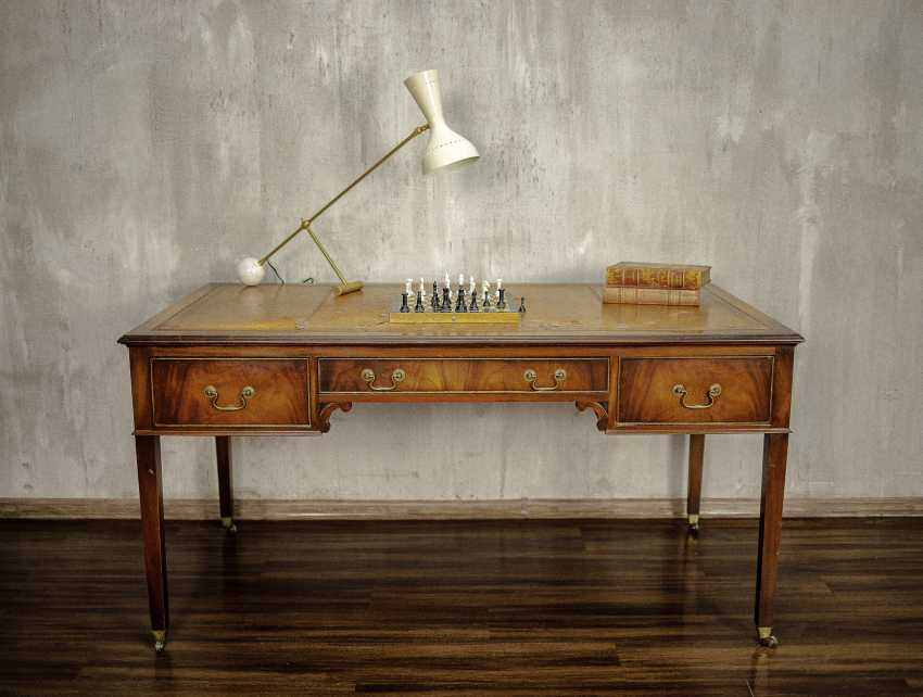 Antique writing desk - photo 1