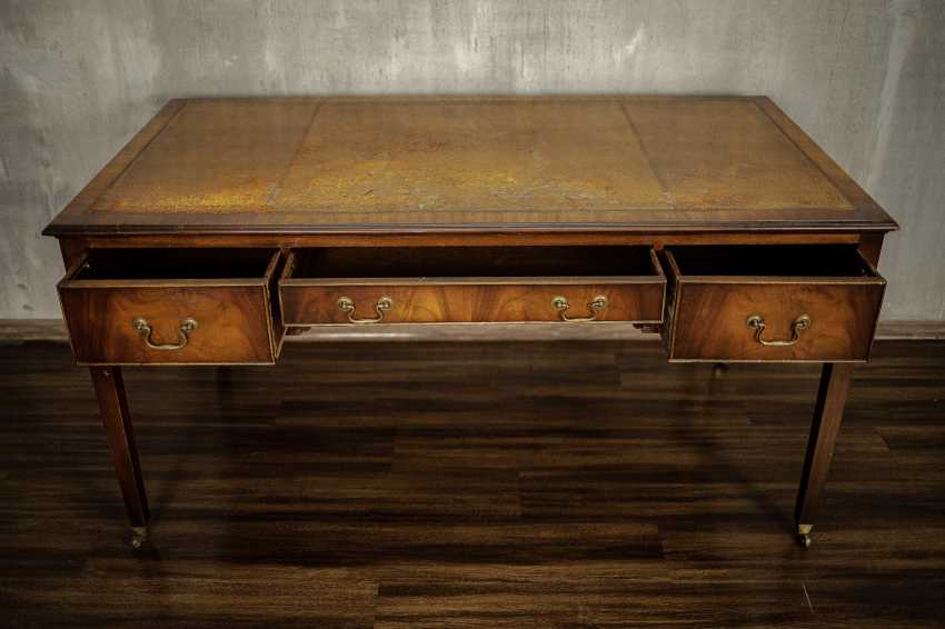 Antique writing desk - photo 2
