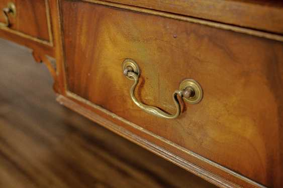 Antique writing desk - photo 8