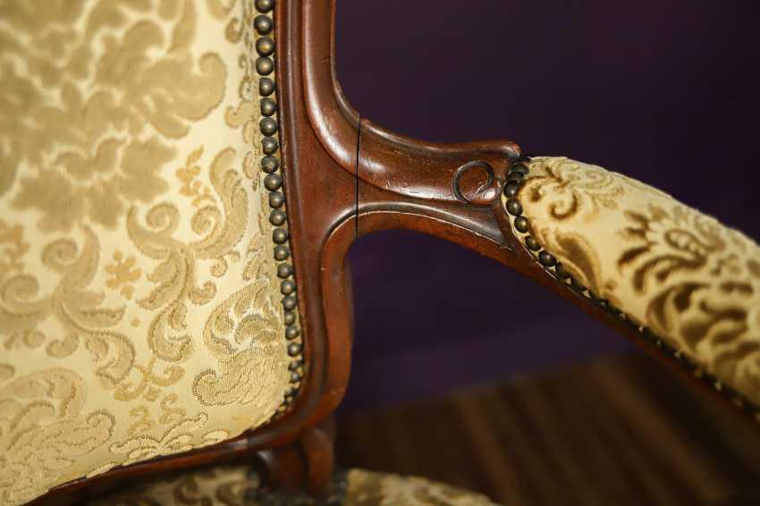 Fauteuil antique - photo 8