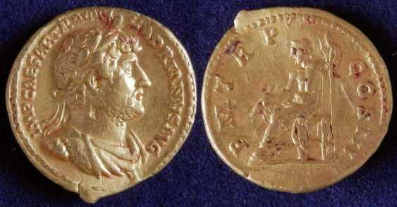 Римская империя, Адриан,117-138 - фото 1