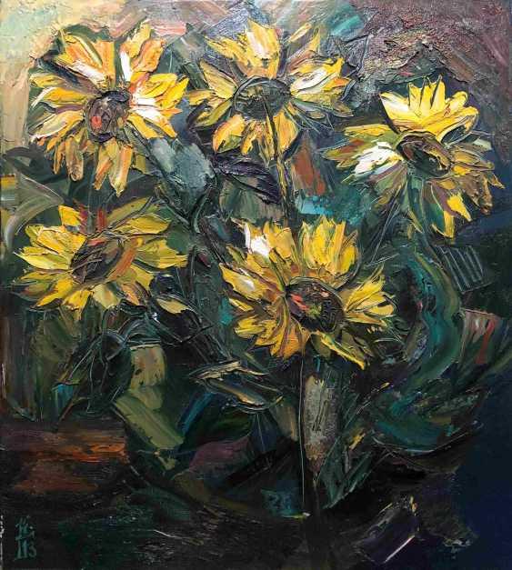 Gennady Krylov. Song - drunken sunflowers - photo 1