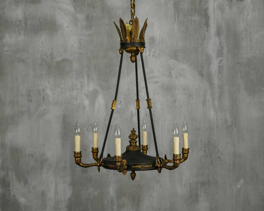 Antique chandelier - photo 1
