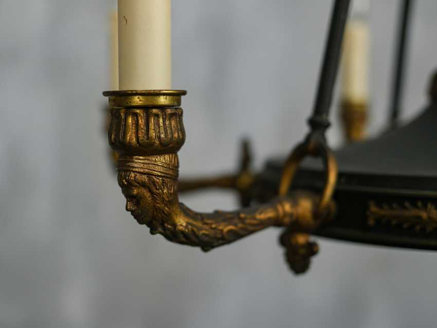 Antique chandelier - photo 8