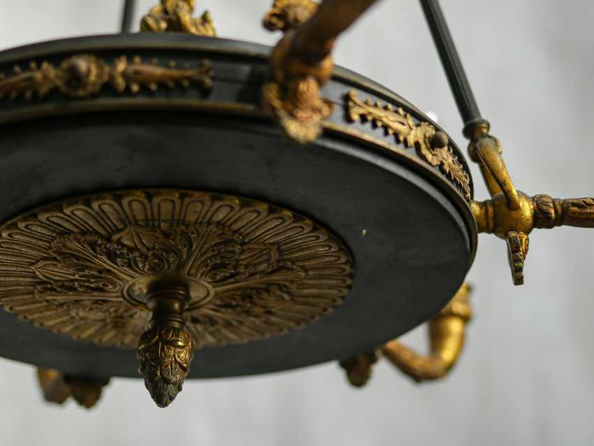 Antique chandelier - photo 9