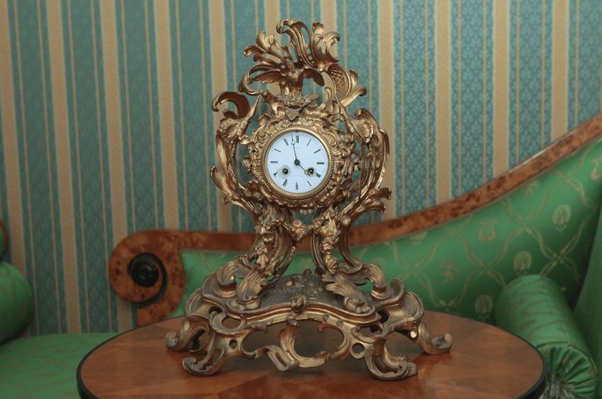Watch. Russia, Saint - Petersburg, bronze - photo 1