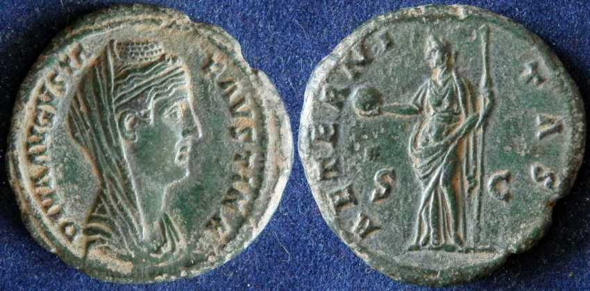 Roman Empire, Faustina - photo 1