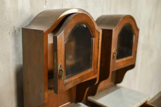Pair of antique nightstands - photo 6