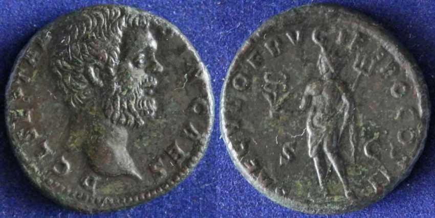Roman Empire, clodius Albinus - photo 1