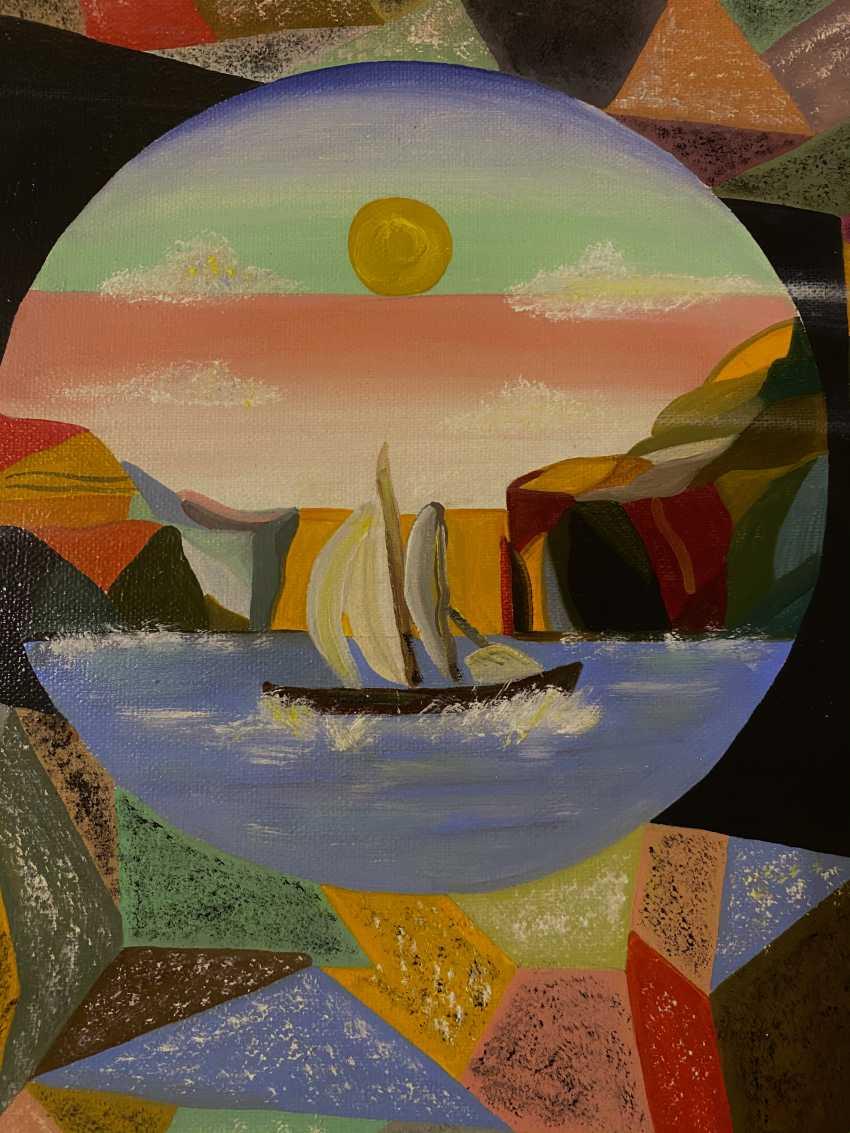 Alena Koroleva. sail towards a dream - photo 2