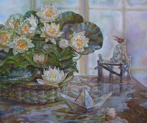 Vitsetskaya Sniazhana. Schiff - Foto 1