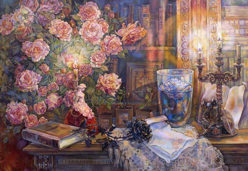 Vitsetskaya Sniazhana. Roses - photo 1