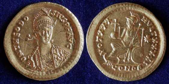 Römisches Kaiserreich, Theodosius II. - Foto 1