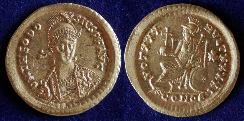 Roman Empire, Theodosius II - photo 1