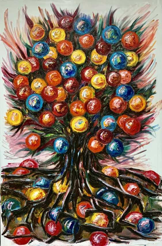 Mariia Zasidkovych. Rainbow tree - photo 1