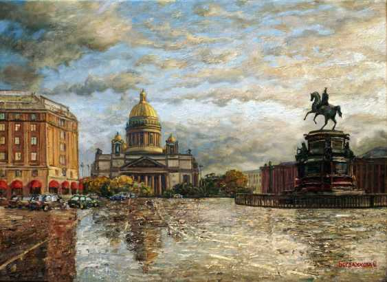 Svetlana Bogodukhova. Saint Isaac's Cathedral - photo 1