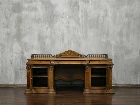 Vintage writing desk - photo 2