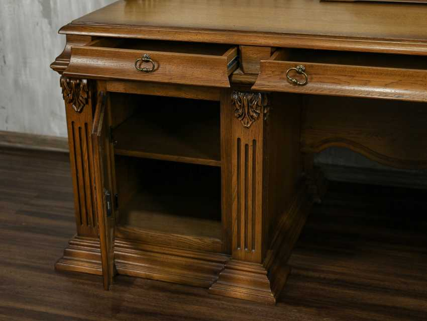 Vintage writing desk - photo 4