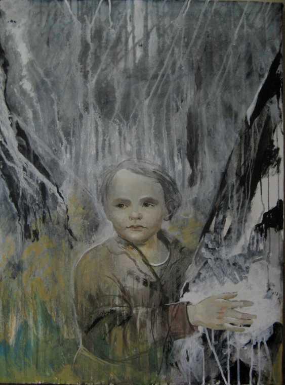 Julia Bezshtanko. Among the birches - photo 1