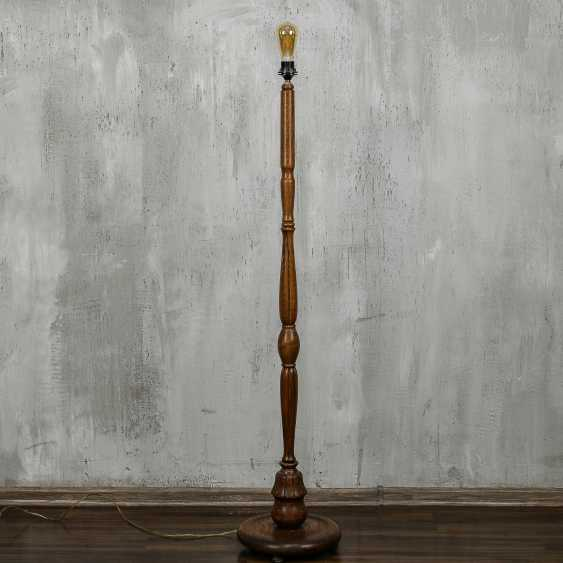 Antique floor lamp - photo 1