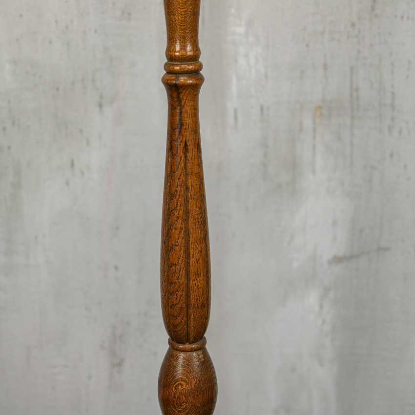 Antique floor lamp - photo 4
