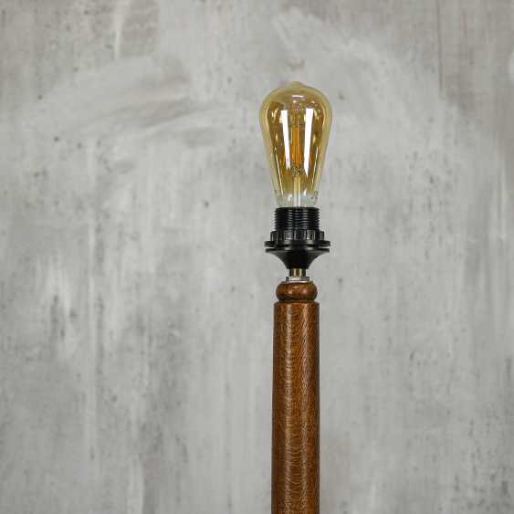 Antique floor lamp - photo 5