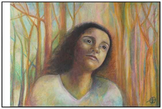 "Olesya SOBOLEVA. ""In the forest"" - photo 1"