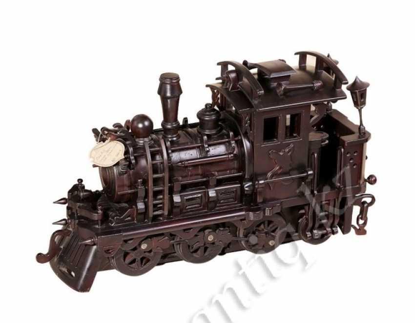 The engine - photo 1