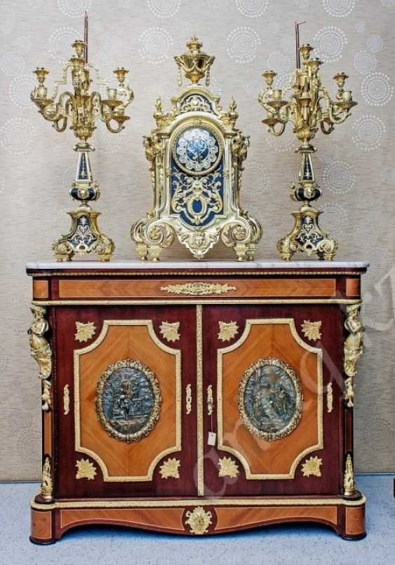 the commode in the Palace style - photo 1