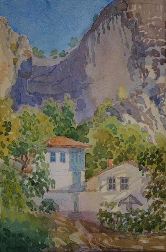 Aleksandr Zgursky. Neighborly houses - photo 1