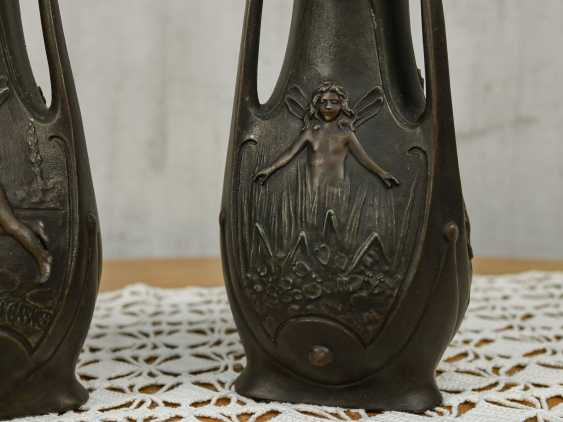 Antique pair vases - photo 2