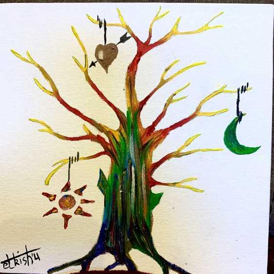 Kateryna Kish. Tree of Life - photo 1