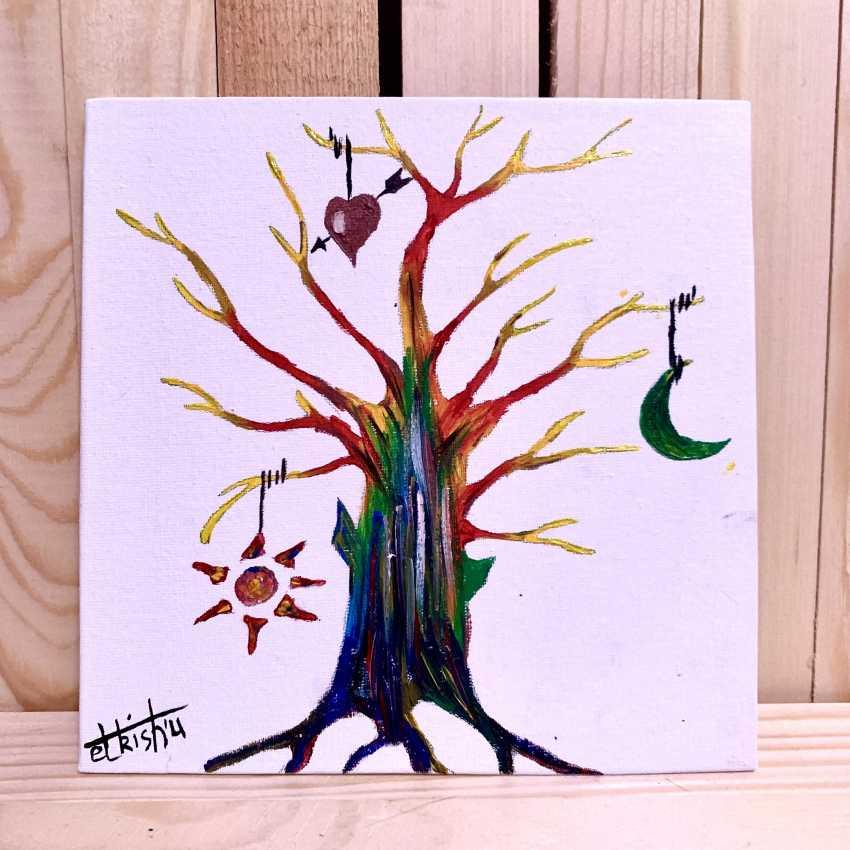 Kateryna Kish. Tree of Life - photo 2