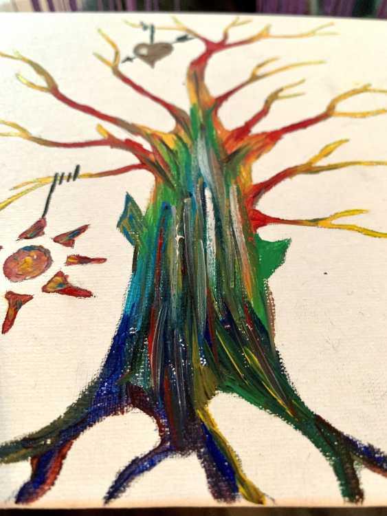 Kateryna Kish. Tree of Life - photo 3