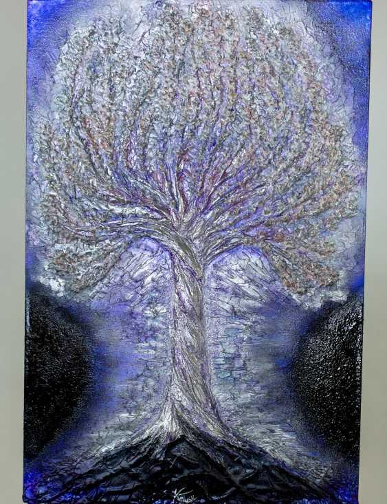 Kristina Tyskovskaya. Energy tree - photo 2