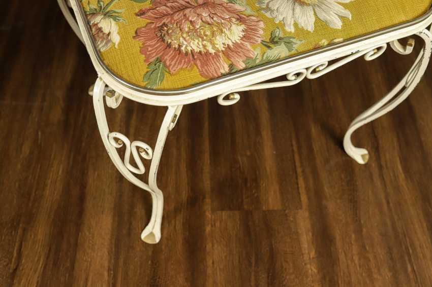 Antique wrought iron furniture set - photo 4