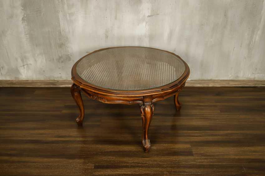Antique table - photo 3