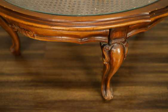 Antique table - photo 6