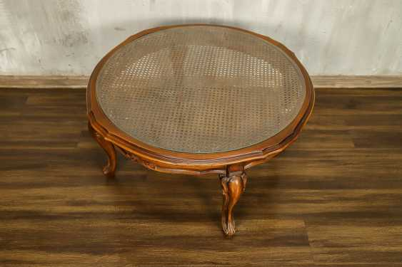 Antique table - photo 9