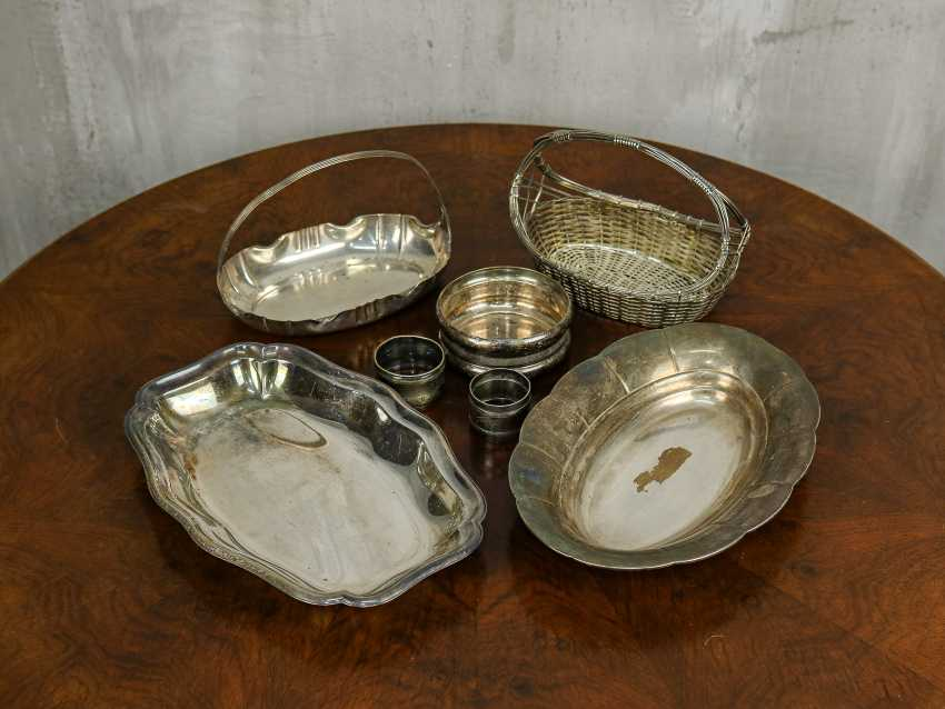 Vintage items for table setting - photo 1