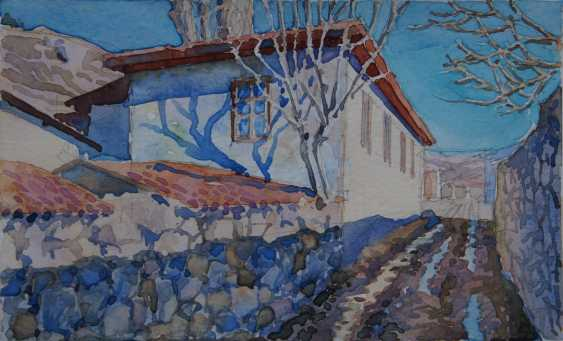 Aleksandr Zgursky. Alley - photo 1
