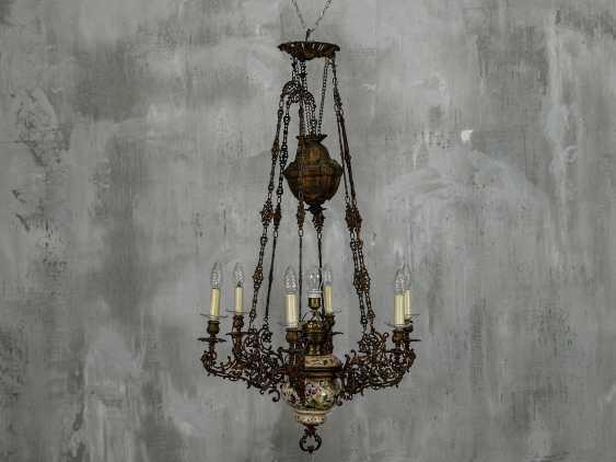Antique chandelier - photo 1