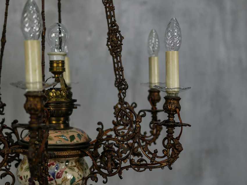 Antique chandelier - photo 8