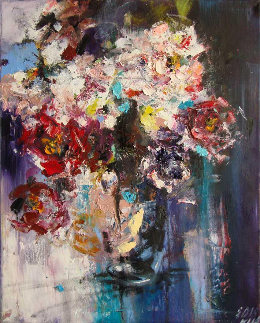 Oksana Shaliapina. Flowers - photo 1