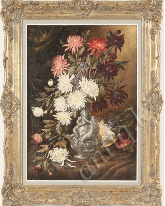 "Lucien Stuyts ""Bouquet of flowers"" - photo 1"