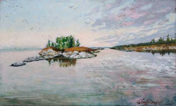 Alexander Bezrodnykh. Morning on Lake Onega - photo 1