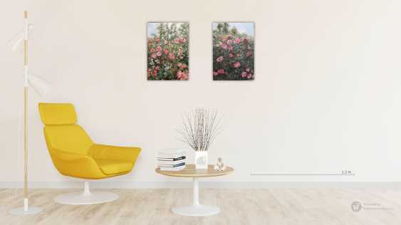 Alexandra Zhurkina. Roses in the garden - photo 4